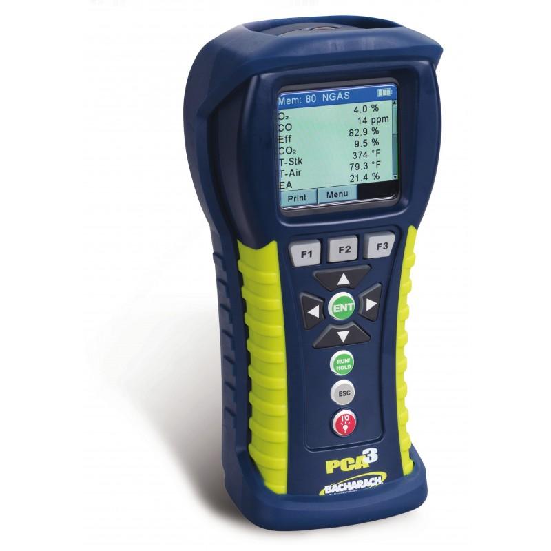 PCA 3 - Analizator spalin
